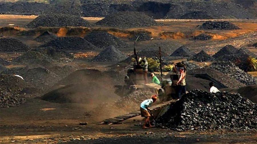 CITU CONDEMNS GOVT BID TO OPEN COAL SECTOR  FOR COMMERCIAL MINING BY PRIVATE AND FOREIGN CORPORATES