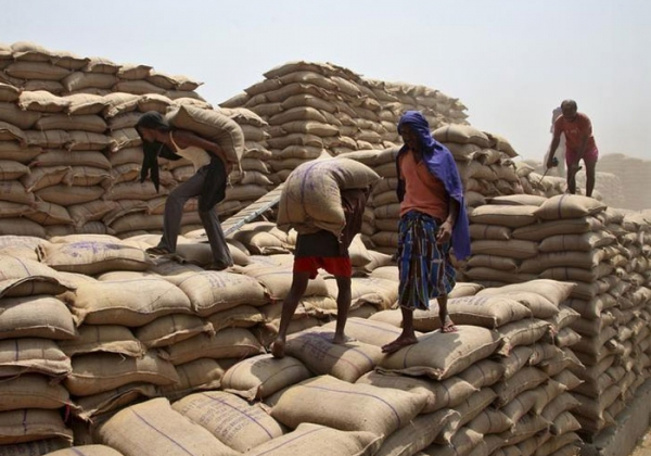 CITU DENOUNCES MODI GOVT'S DECISION TO MAKE WHEAT IMPORT DUTY FREE