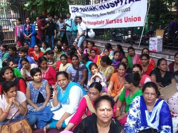 CITU DENOUNCES INVOKING ESMA ON NURSES' STRIKE