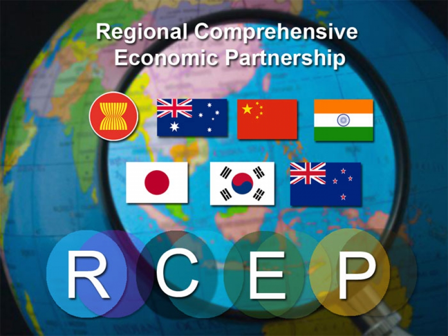 INDIA SHOULD WITHDRAW FROM RCEP TRADE NEGOTIATIONS